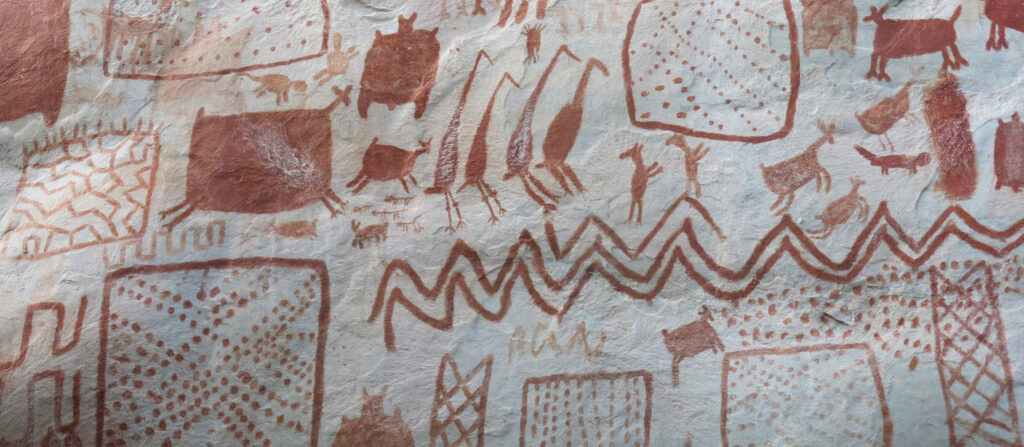 The Serrania La Lindosa: New archaeological sites for the colonisation and settlements of the Colombian Amazon