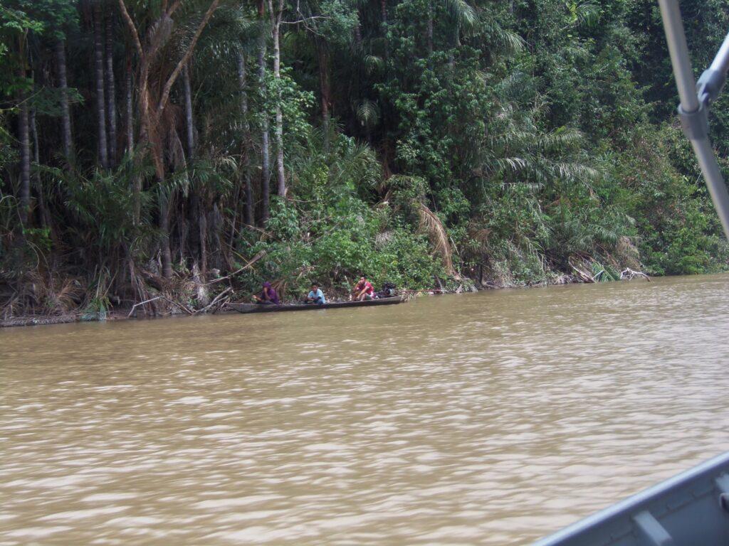 Mapeando los Agukabuk de los territorios Munduruku Tradicionales del sur de la Amazonia brasilera