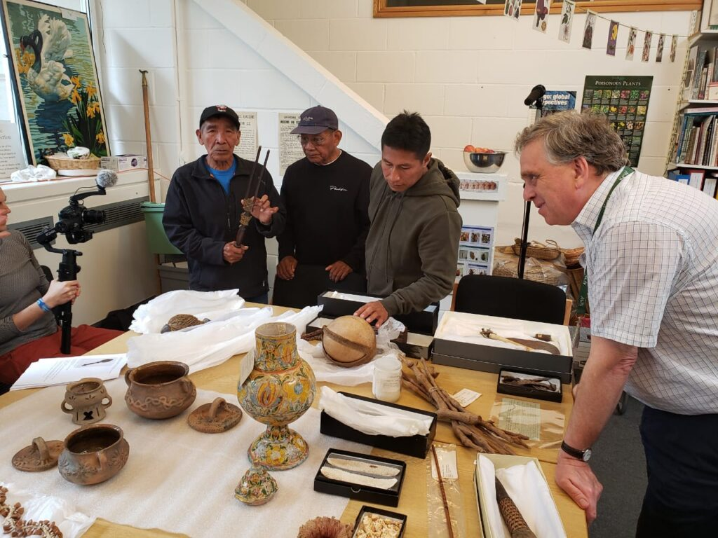 Digital repatriation of biocultural collections: connecting scientific and indigenous communities of knowledge in Amazonia