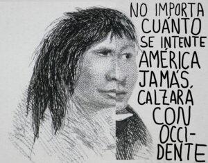 Chile, prácticas coloniales de ayer y de hoy