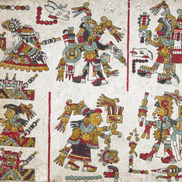 Tonindeye Codex (Zouche-Nuttall) ©Trustees of the British Museum