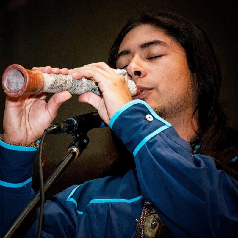 Photo: Luis García Acevedo, musician
