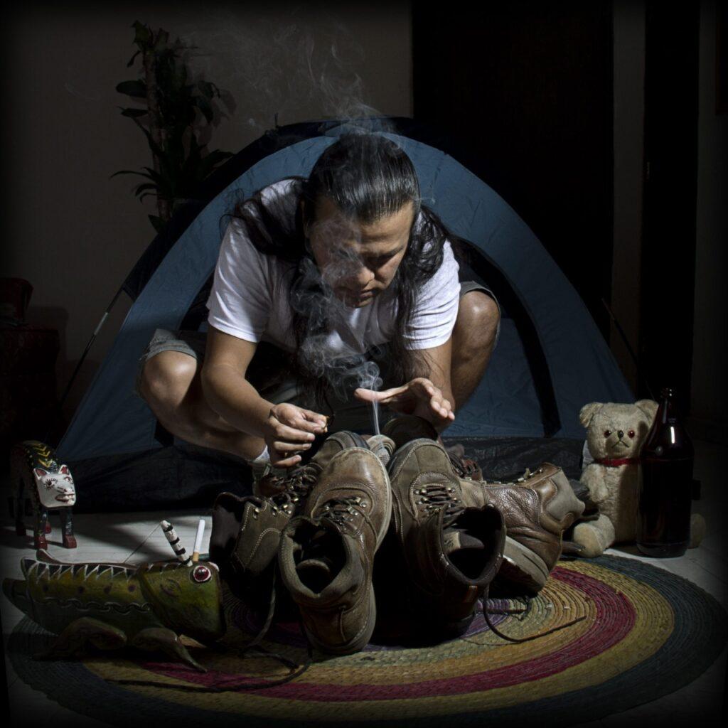 Photo: Marco Antonio Lara, filmmaker