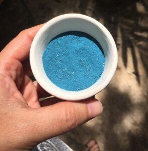 Azul Maya: Pintando del Pasado al Presente