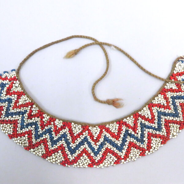 Beaded necklace ©Trustees of the British Museum