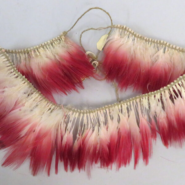 Feather head-dress ©Trustees of the British Museum